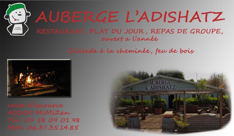 Projet Auberge L'adishatz