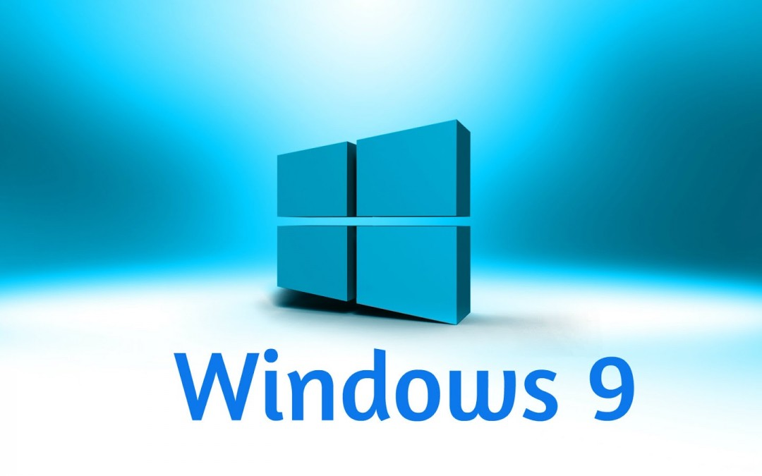 Windows 9 pour Septembre ?